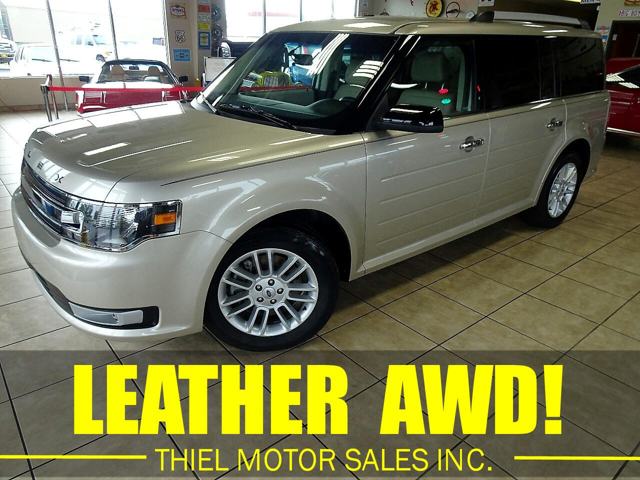 Ford Flex SEL AWD 2017