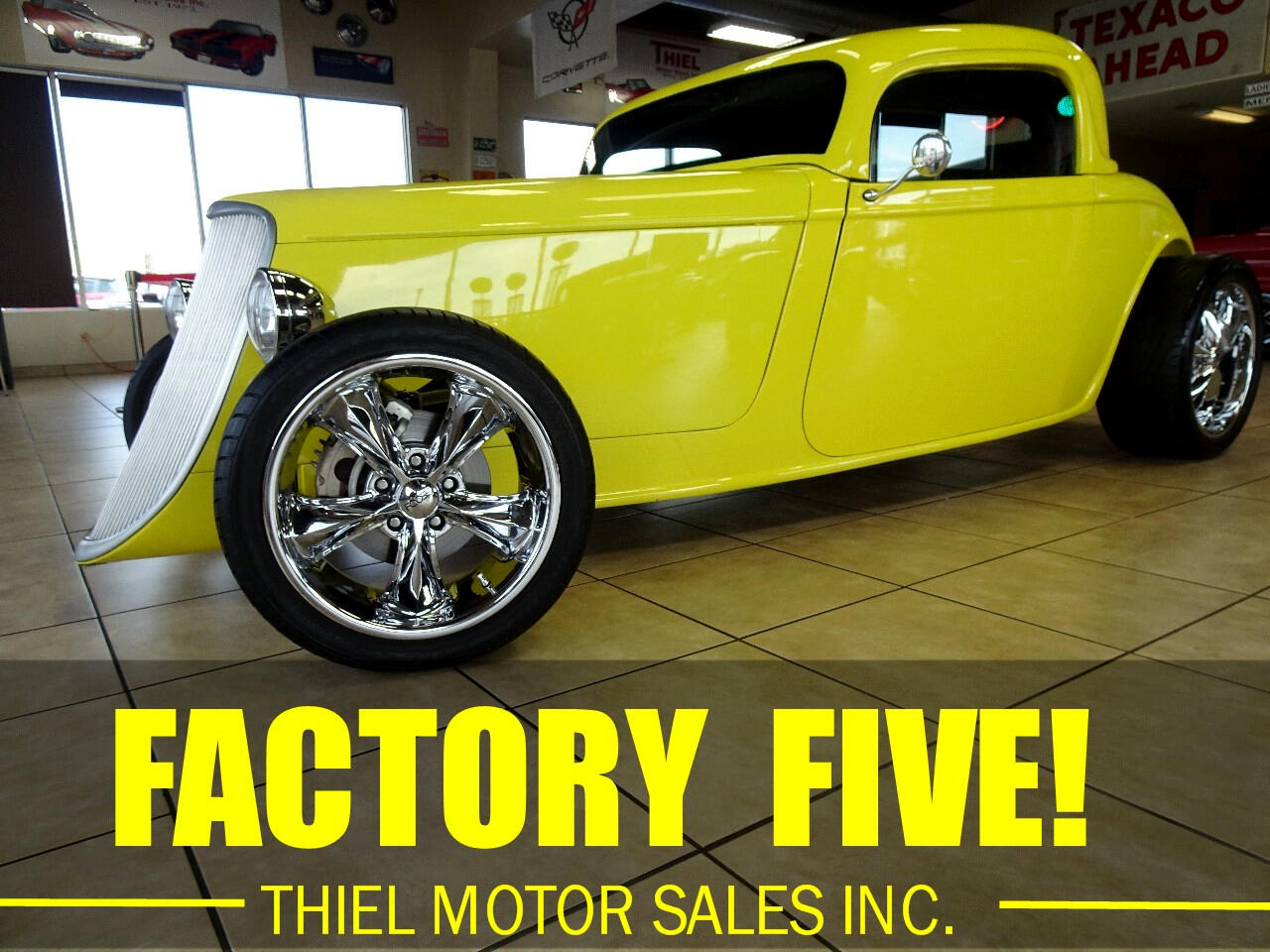 Ford Coupe  1933