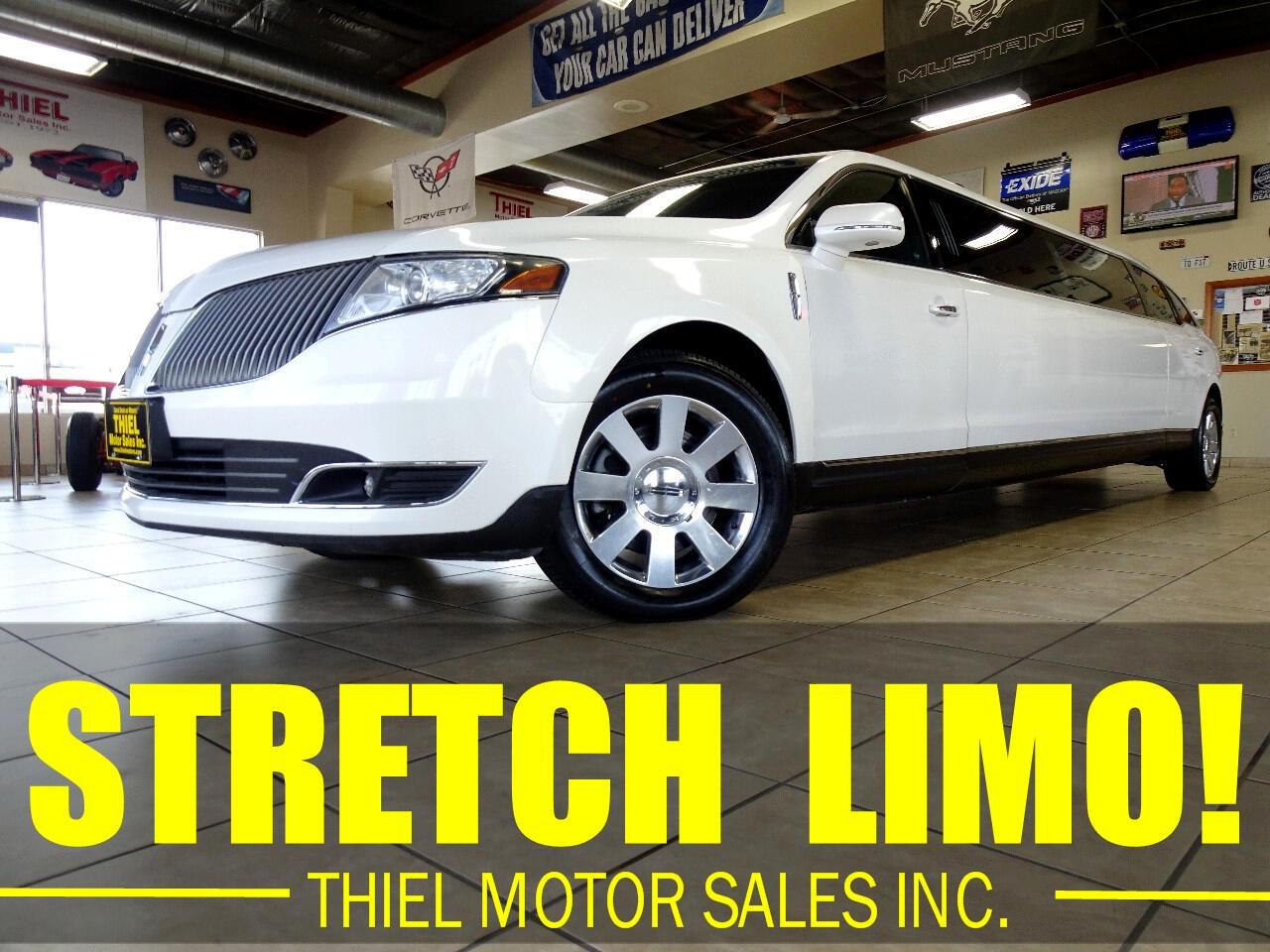 Lincoln MKT Limo AWD 2014