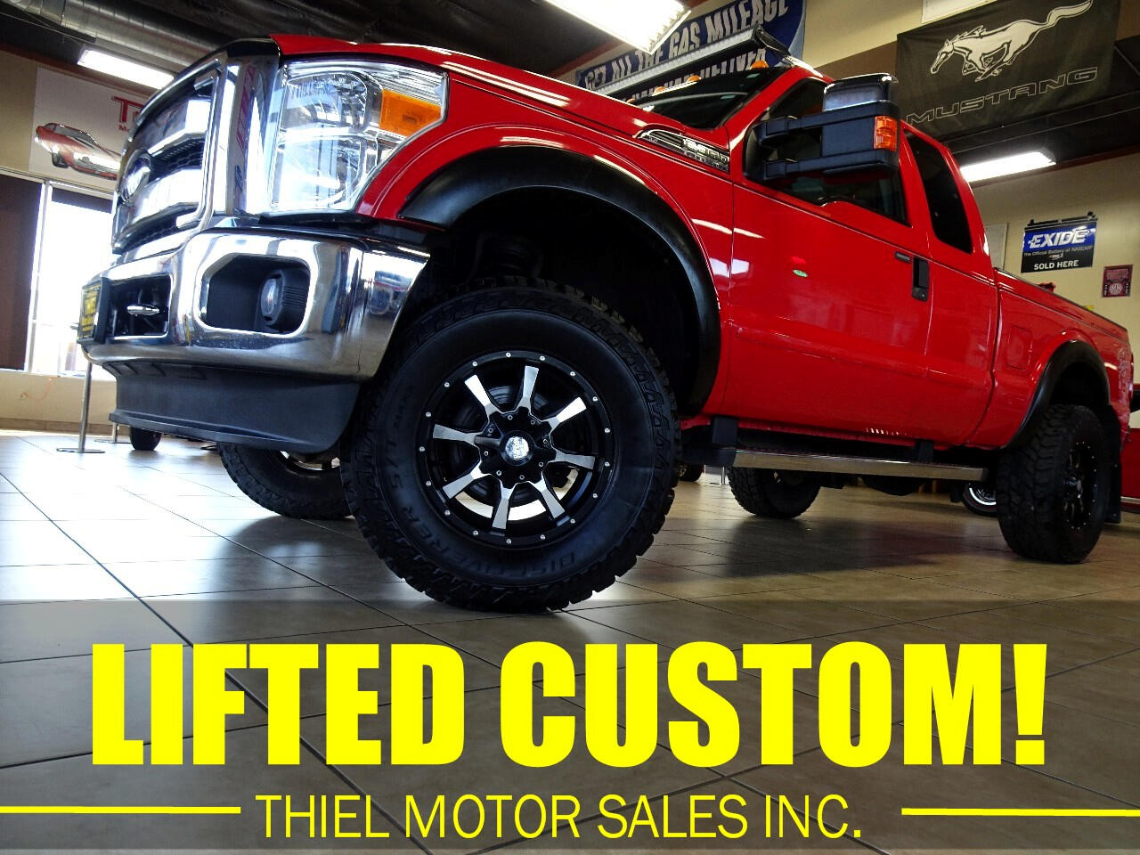 Ford F-350 SD XLT SuperCab 4WD 2011