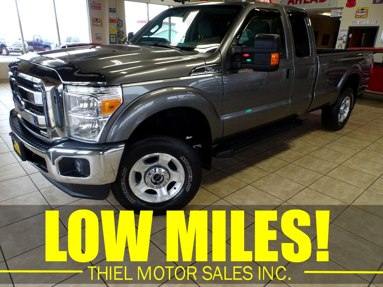 Ford F-250 SD XLT SuperCab 4WD 2012
