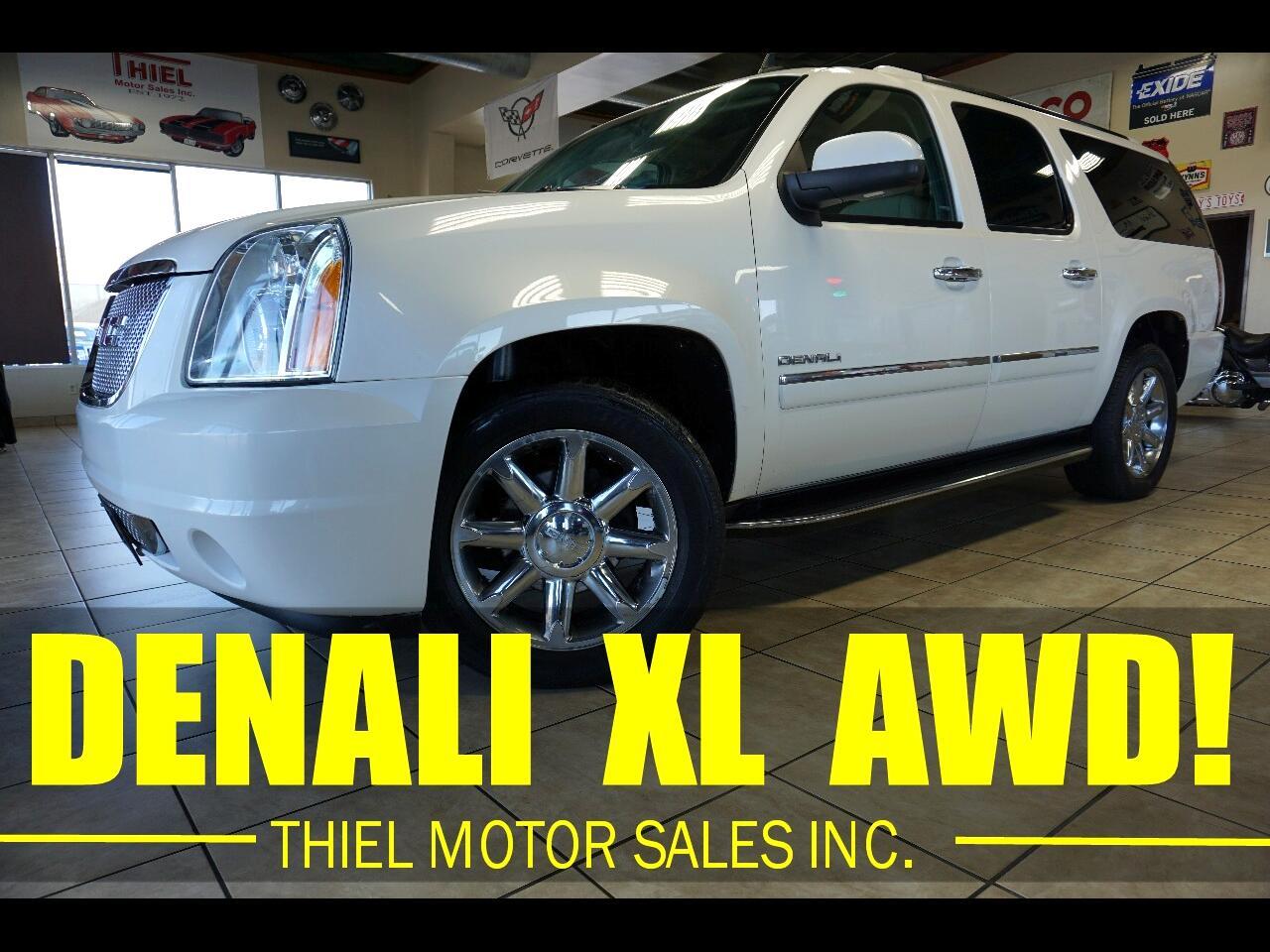 GMC Yukon Denali XL 4WD 2014
