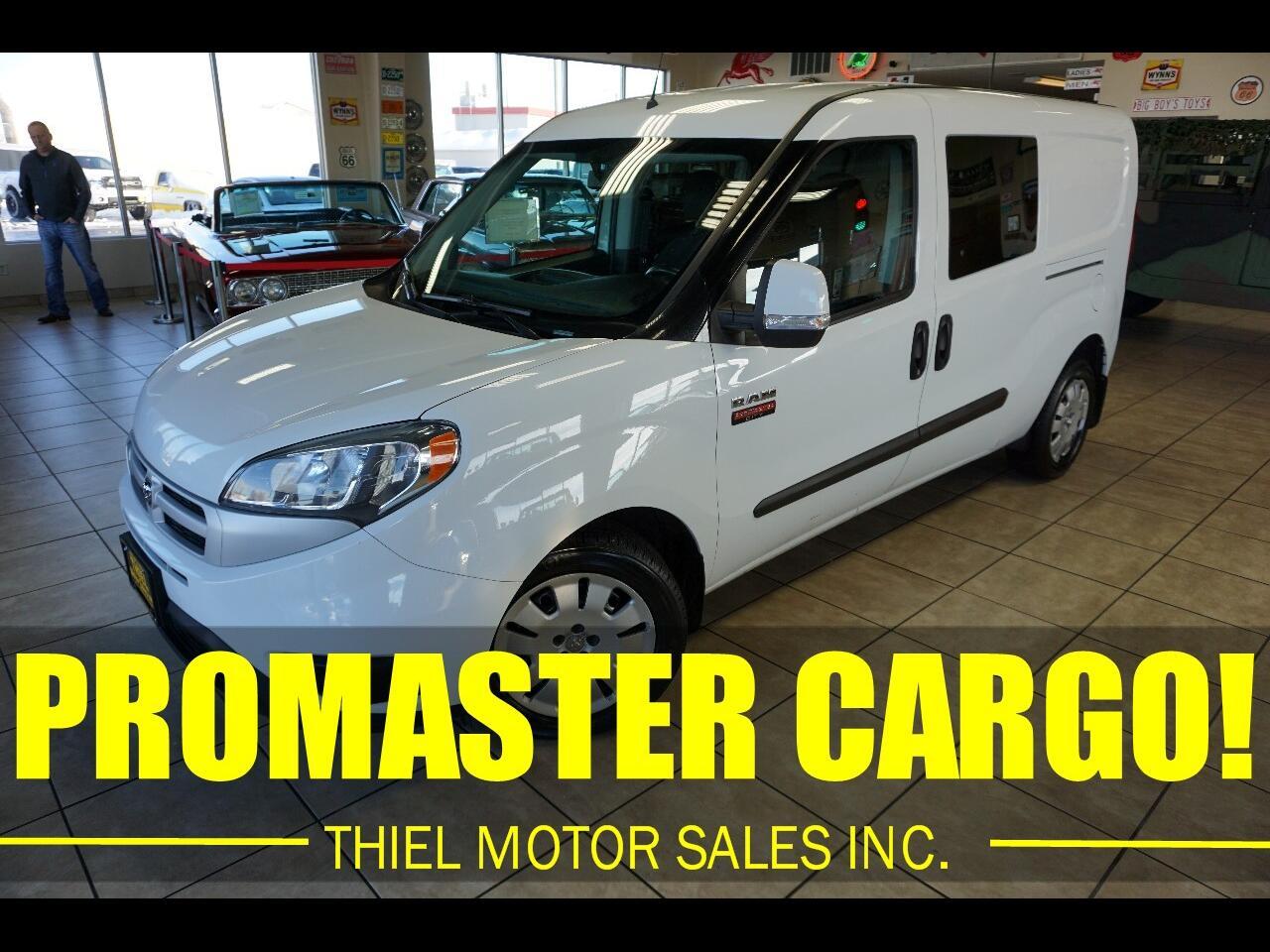 RAM ProMaster City Wagon SLT 2016
