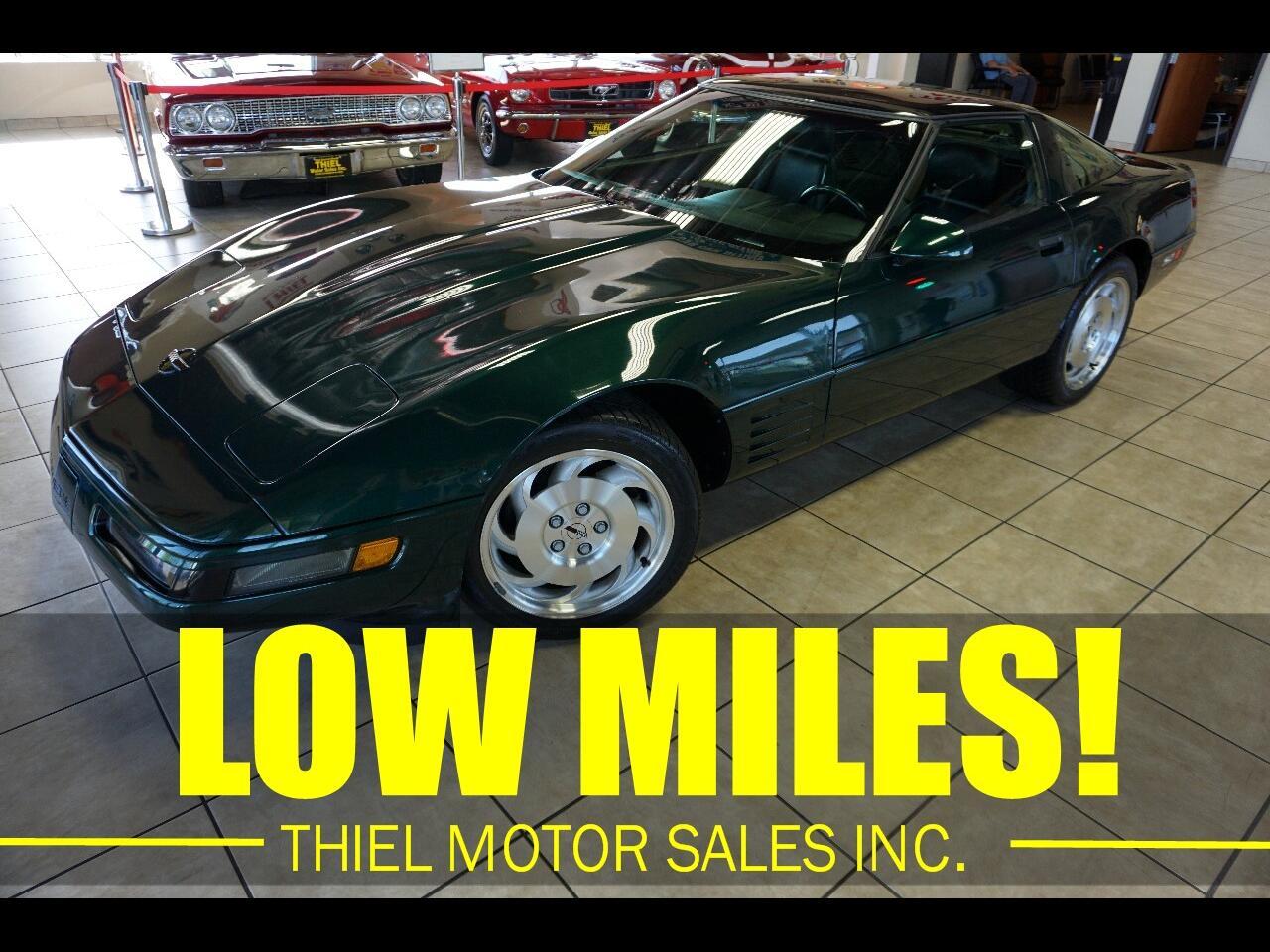 Chevrolet Corvette Coupe 1993