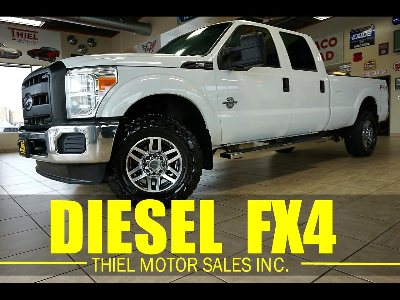 Ford F-350 SD  2011