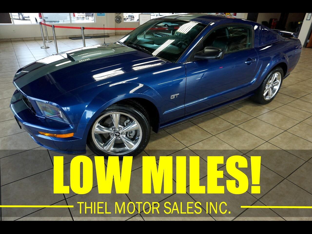 Ford Mustang GT Premium Coupe 2008
