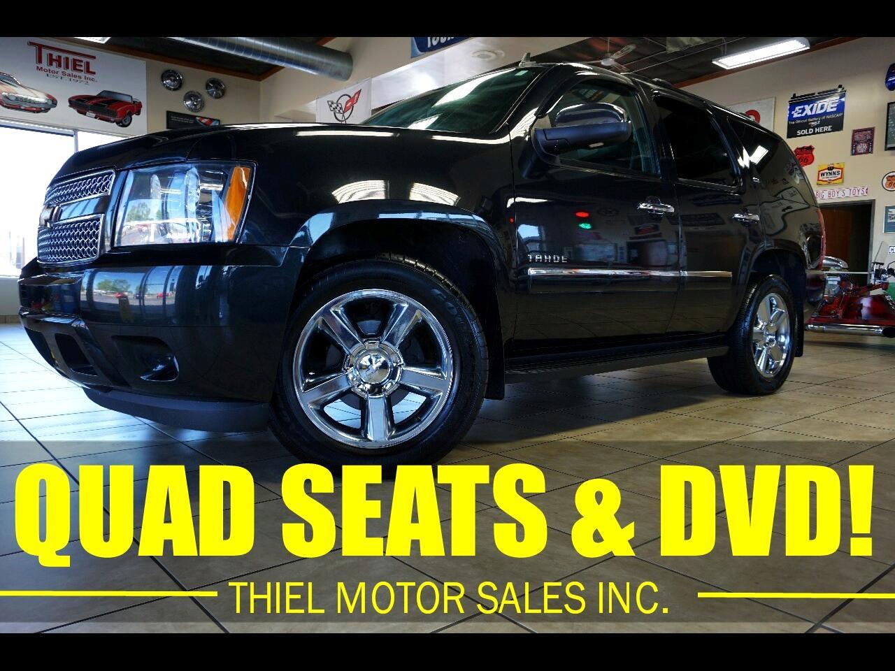 Chevrolet Tahoe LTZ 4WD 2012