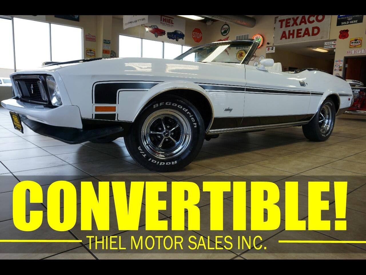 Ford Mustang 2dr Convertible 1973
