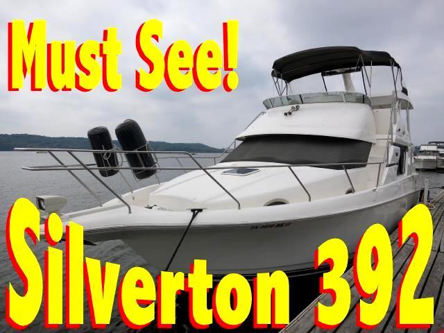 2001 Silverton Boat 392 MOTORYACHT