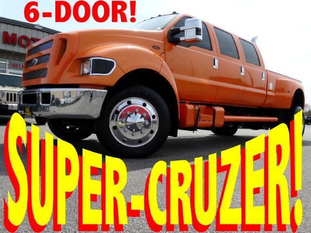 2003 Ford F-650 Custom Super Cruzer 6 Door