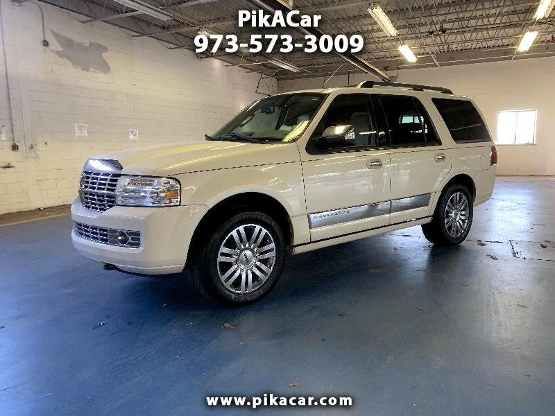 Lincoln Navigator 4WD Luxury 2007