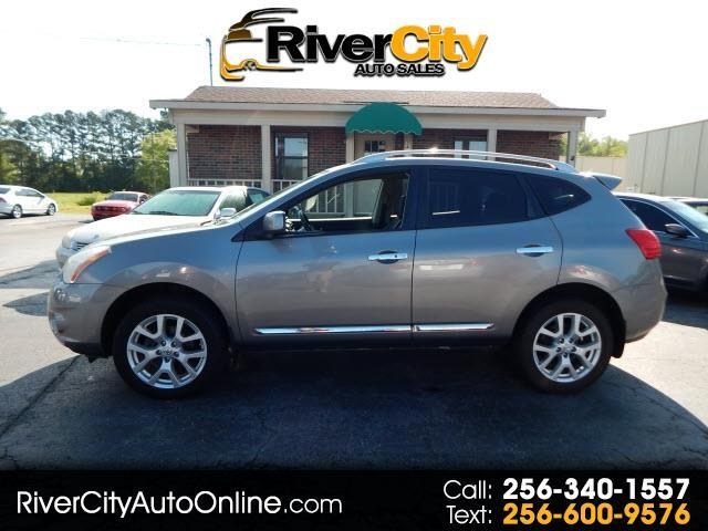 Nissan Rogue AWD 4dr SL 2012