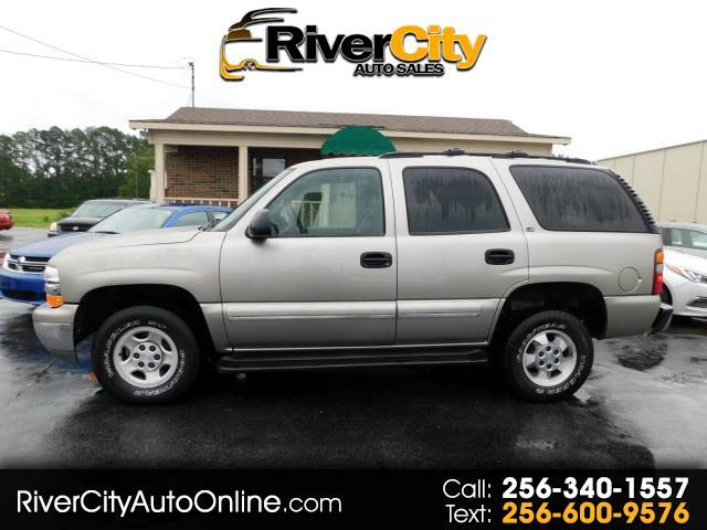 2000 Chevrolet Tahoe 4dr LS