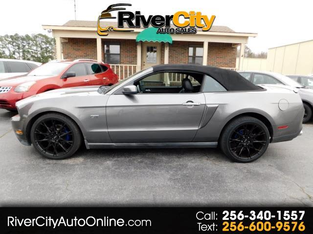 Ford Mustang 2dr Conv GT 2010