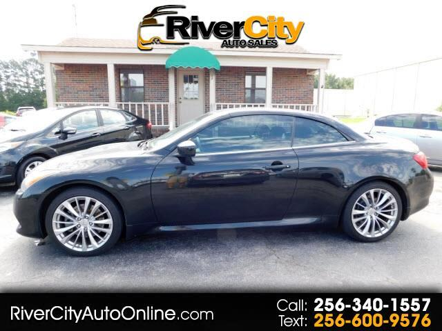 Infiniti G37 Convertible 2dr Base 2013