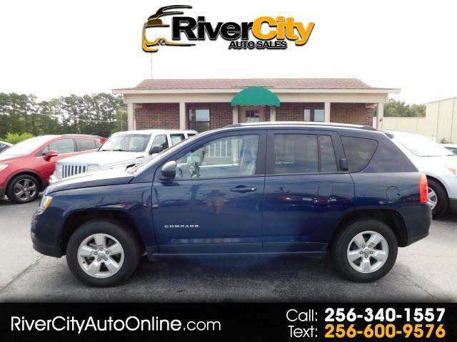 Jeep Compass FWD 4dr Sport 2013