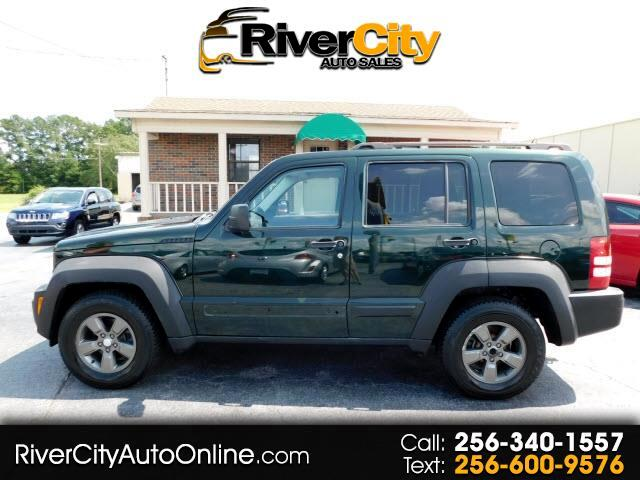 Jeep Liberty 4WD 4dr Renegade 2011
