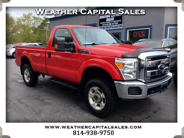 2012 Ford F-350 SD XLT 4WD