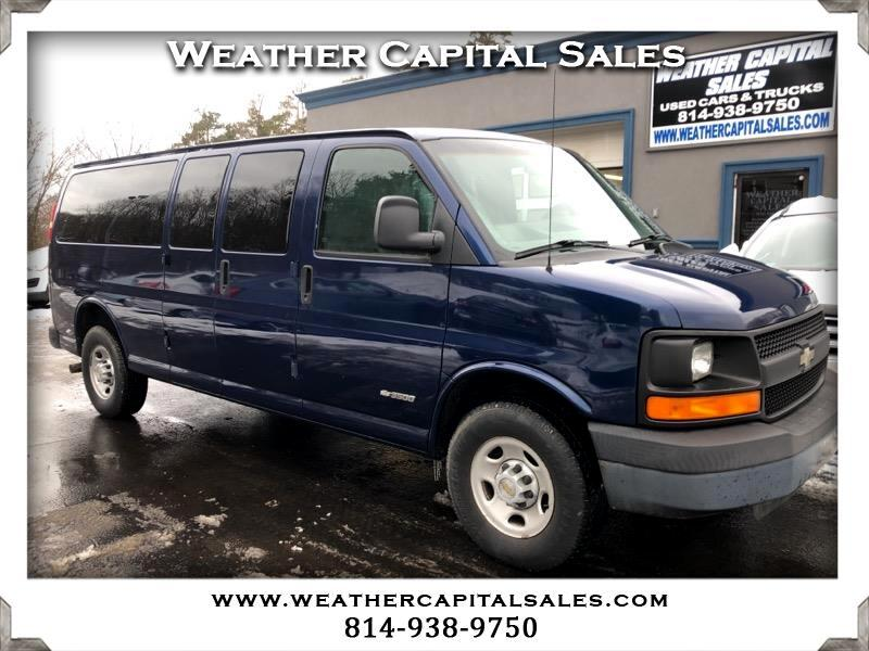 2003 Chevrolet Express 3500 Extended