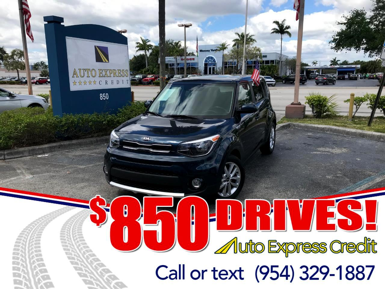 Used 2018 Kia Soul For Sale In Plantation FL 33317 Auto Express Credit