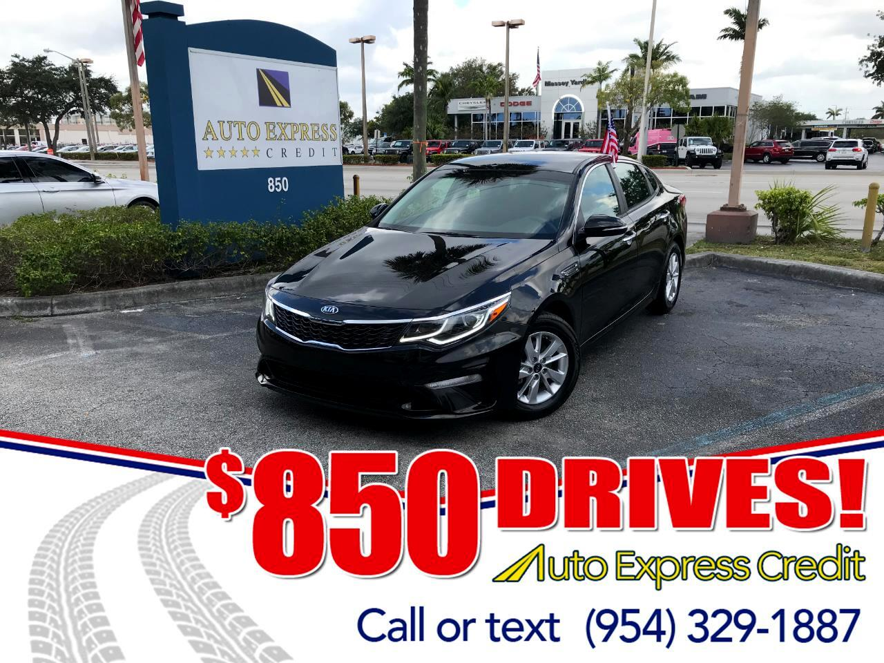 Used 2019 Kia Optima LX For Sale In Plantation FL 33317 Auto Express