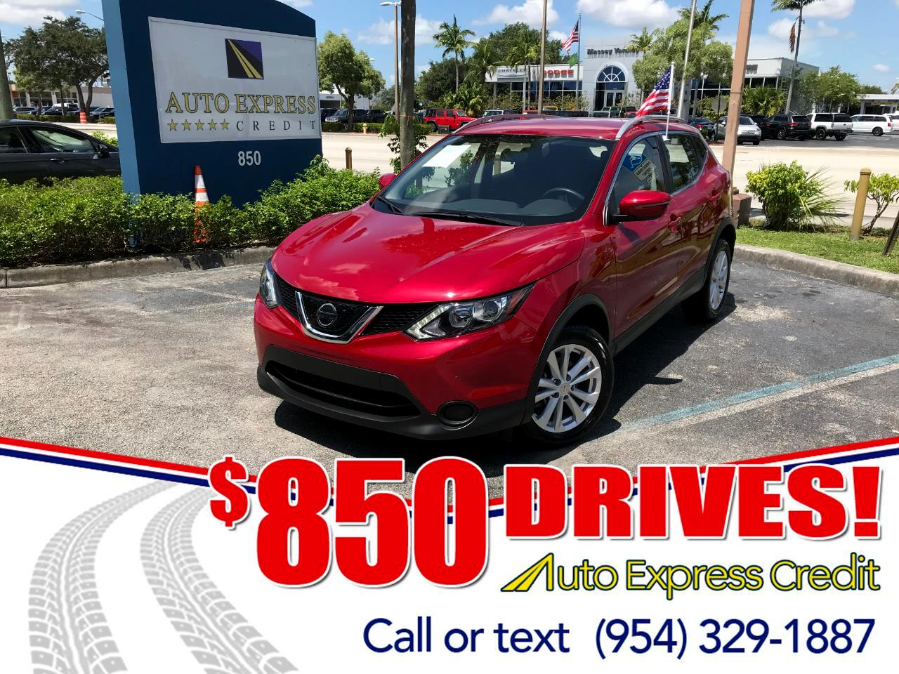 Used 2018 Nissan Rogue Sport SL For Sale In Plantation FL 33317 Auto