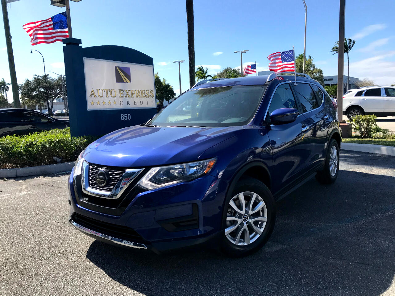 Nissan Rogue S 2WD 2020