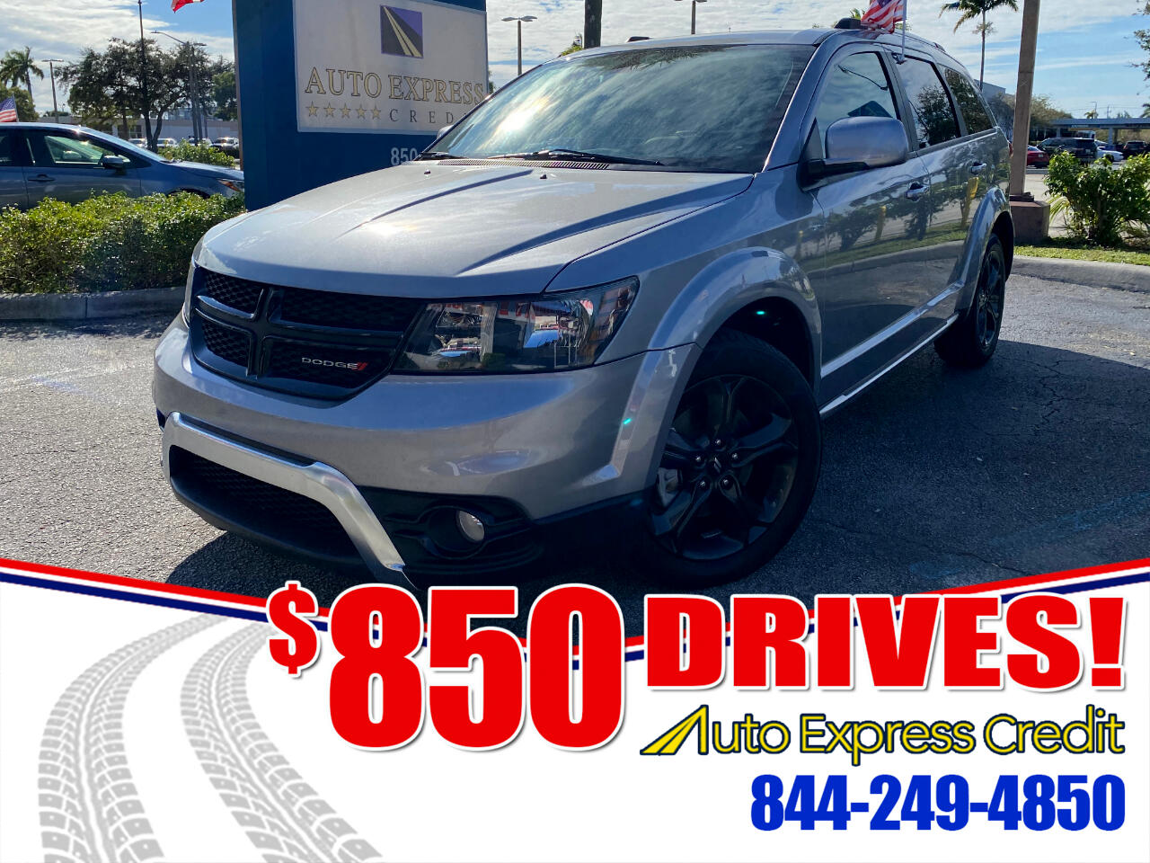 Dodge Journey Crossroad FWD 2019