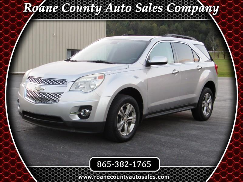2010 Chevrolet Equinox 2LTAWD