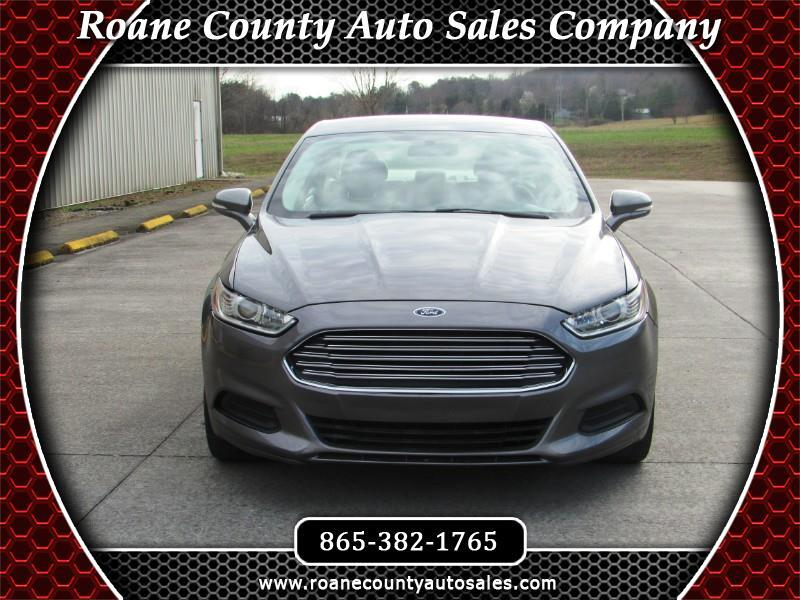2014 Ford Fusion SE1.5 eCO BOOST MOTOR