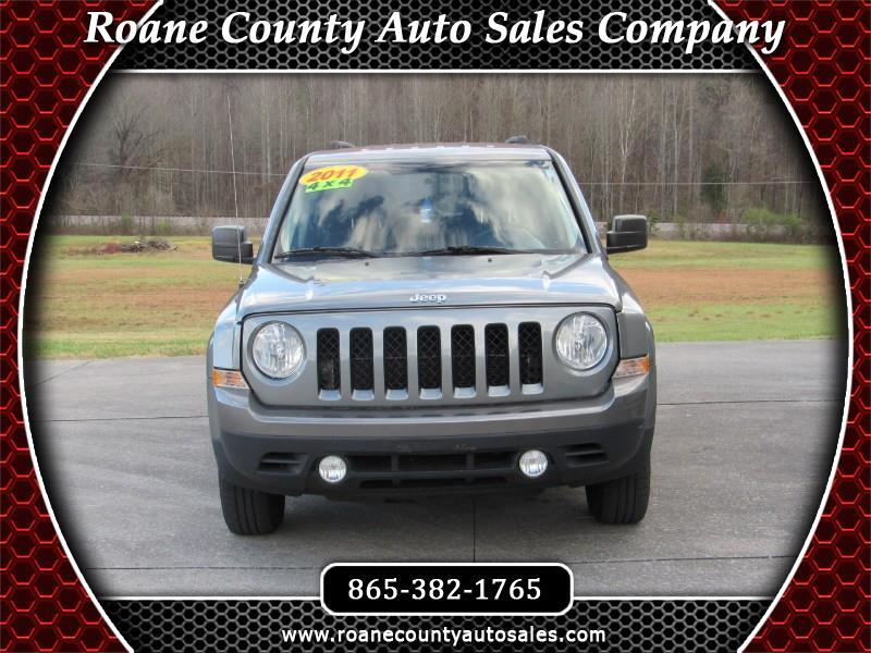 Patriot Auto Sales >> Used 2011 Jeep Patriot 4wd For Sale In Oliver Springs Tn