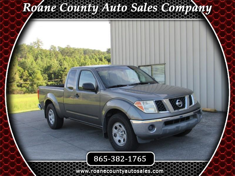 Nissan Frontier SE King Cab 2WD 2005