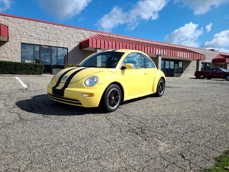 Volkswagen New Beetle GL 1.9L TDI 2003