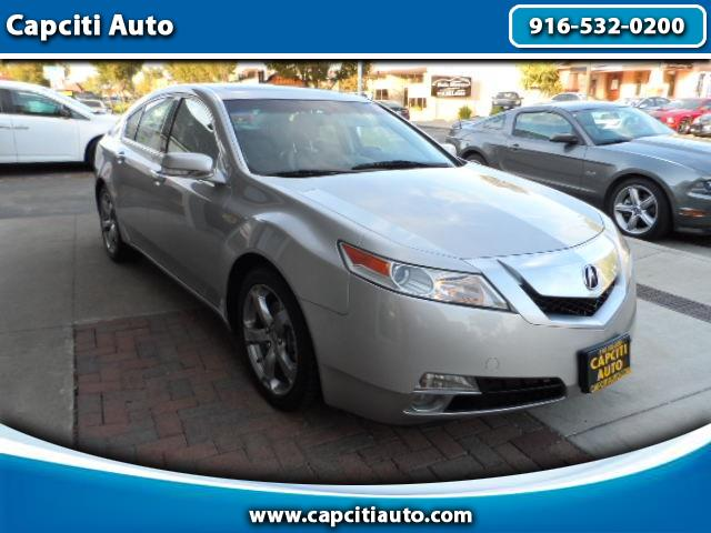 2009 Acura TL 5-Speed AT SH-AWD with Tech Package