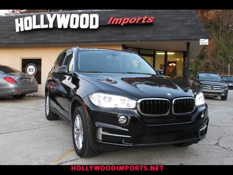 2015 BMW X5 sDrive35i