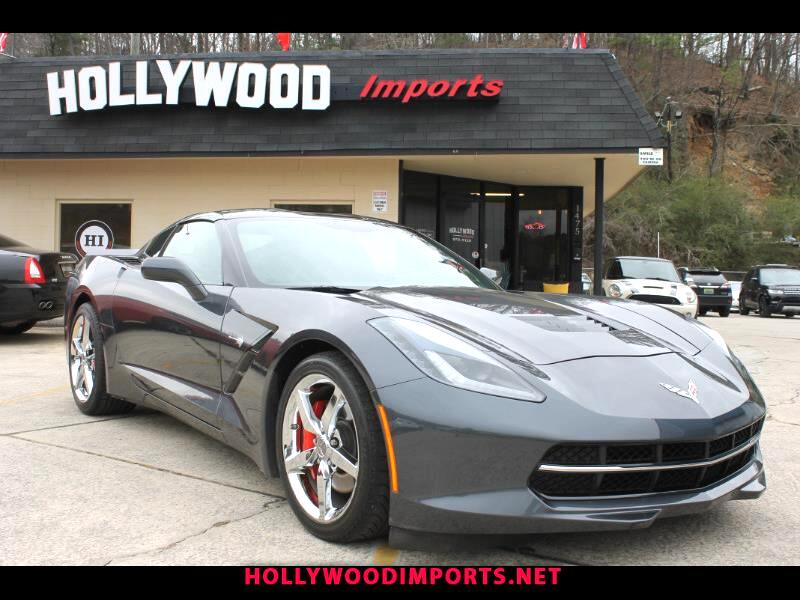 2014 Chevrolet Corvette Stingray 2LT Coupe Automatic