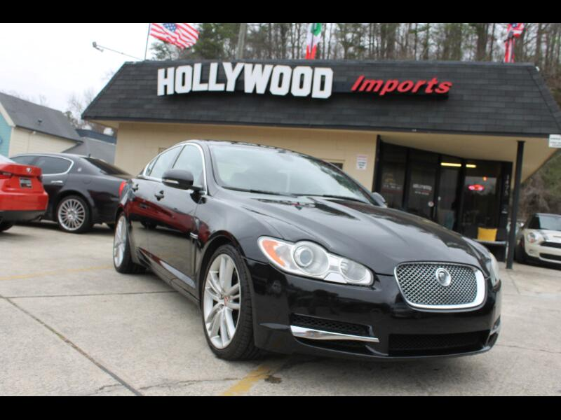 2011 Jaguar XF-Series XF Supercharged