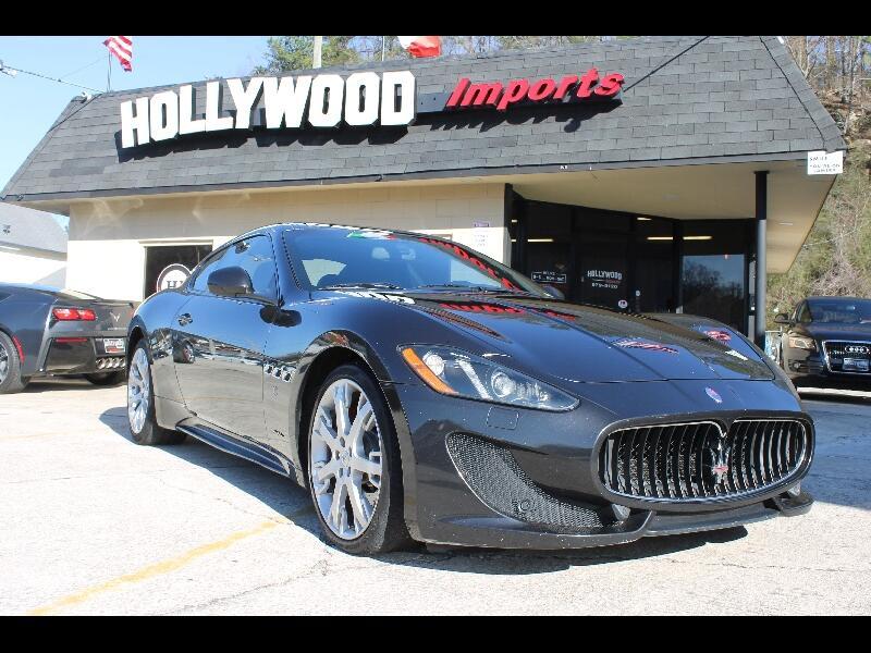 2014 Maserati GranTurismo Sport 4.7L