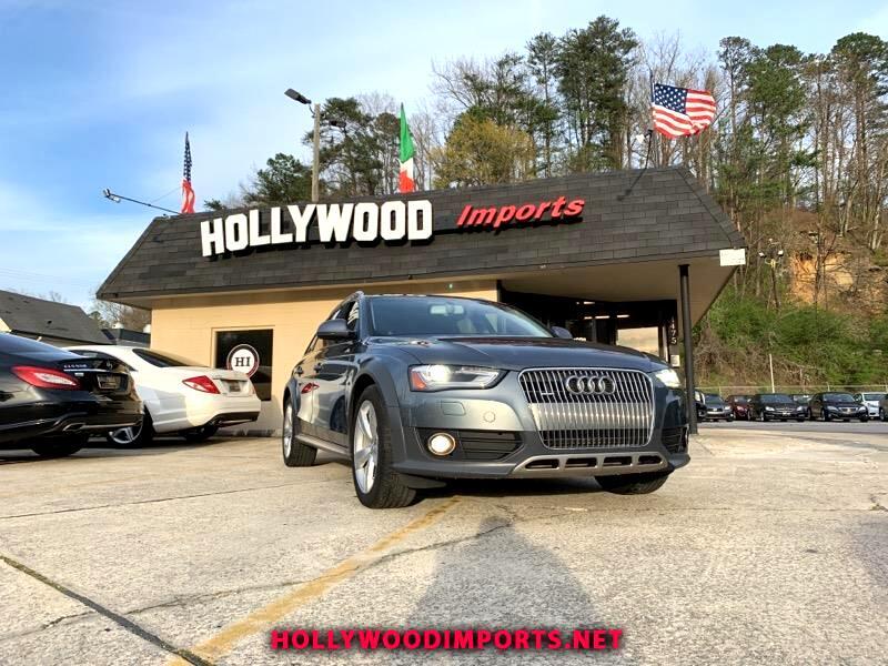 2013 Audi allroad Premium Plus quattro