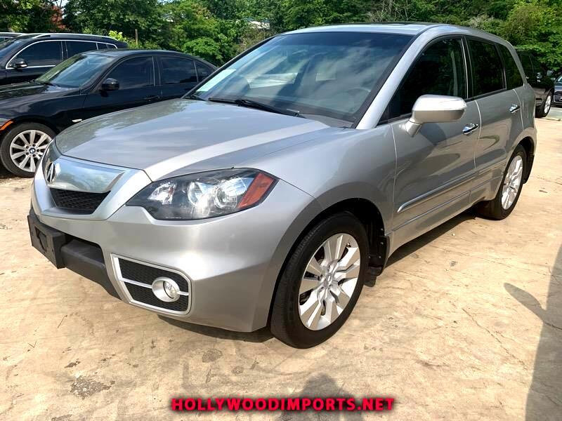 2010 Acura RDX 5-Spd AT SH-AWD