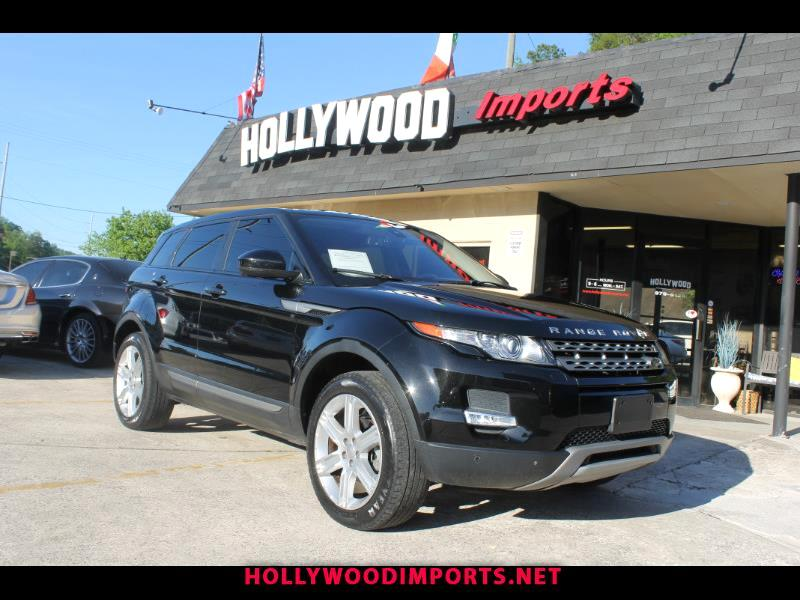 2015 Land Rover Range Rover Evoque Pure Premium 5-Door