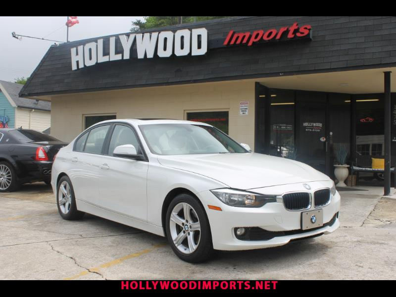 2013 BMW 3-Series 320i xDrive