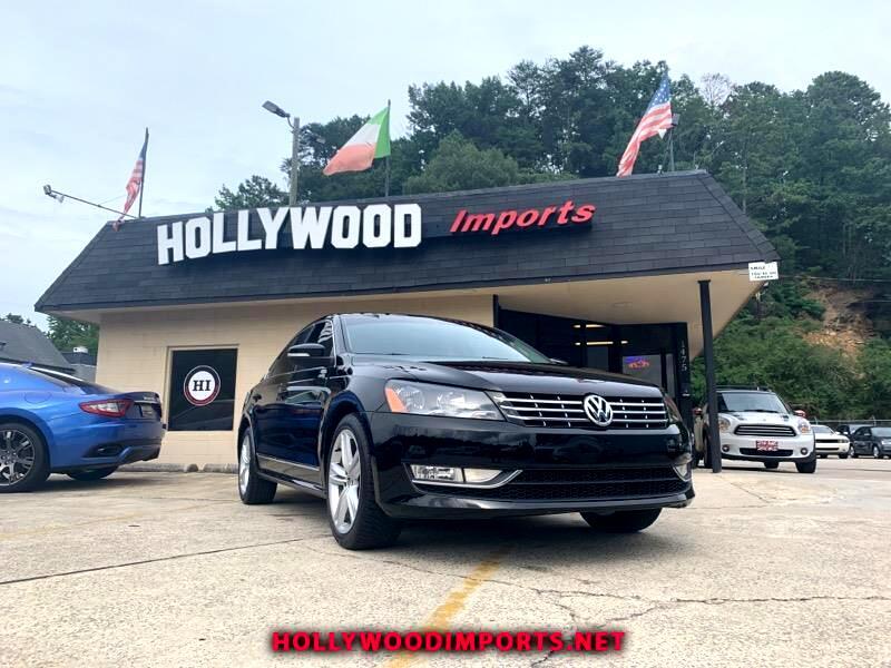 2014 Volkswagen Passat 3.6L V6 SEL Premium