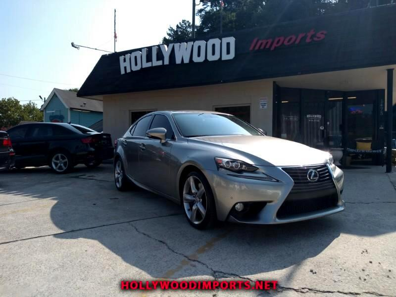 2014 Lexus IS 350 IS 350