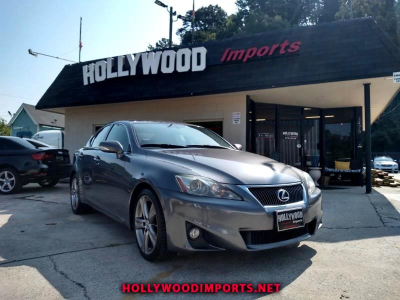 2013 Lexus IS 250 250 RWD