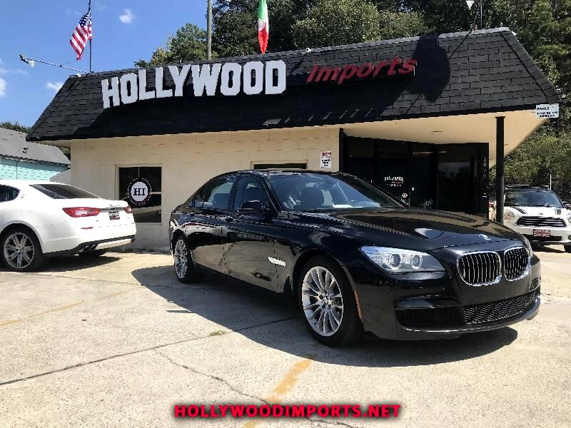 2013 BMW 7-Series 740iL