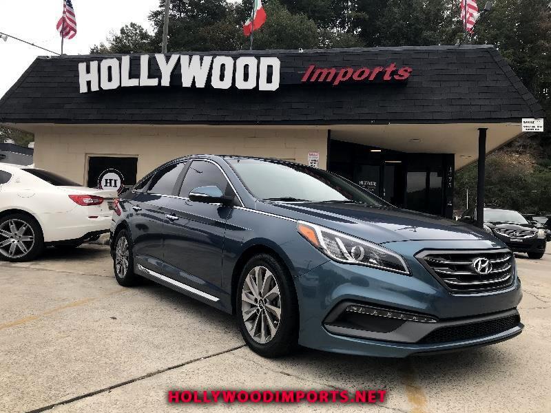 Hyundai Sonata Sport 2016
