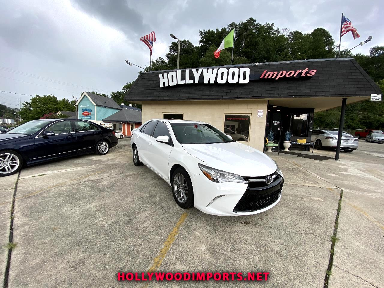 Toyota Camry 4dr Sdn SE Auto (Natl) 2015