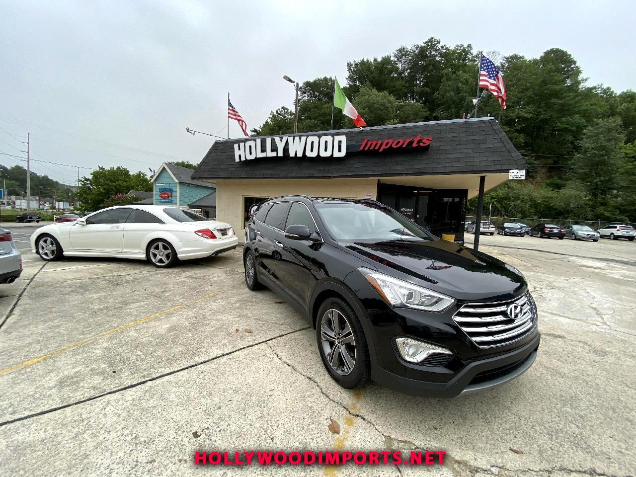 Hyundai Santa Fe FWD 4dr Limited 2013