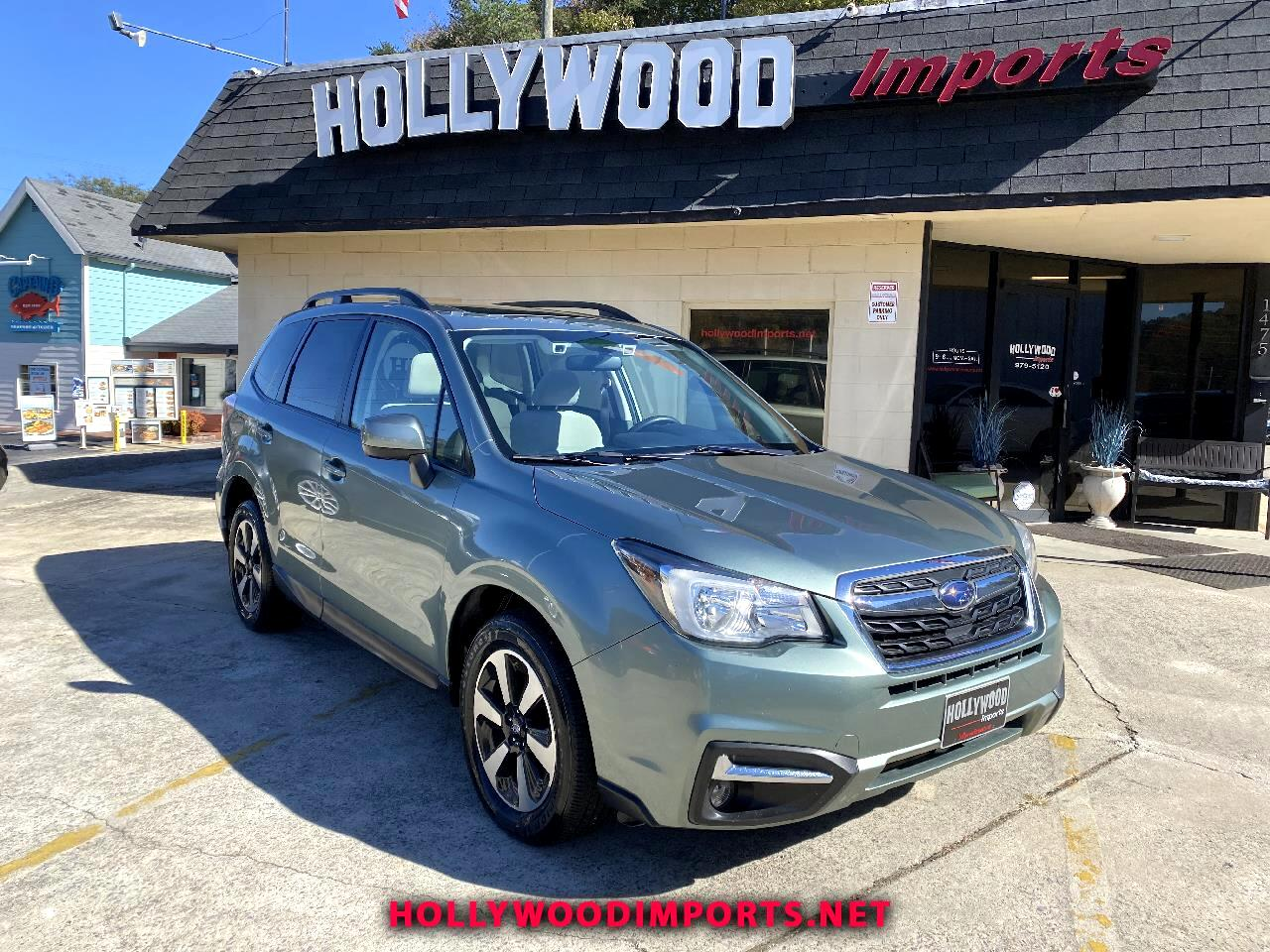 Subaru Forester 2.5i Premium Black Edition w/EyeSight CVT 2018
